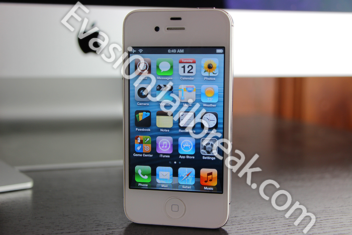 How to Jailbreak iPhone 4S 6.1.1