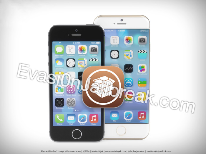 Jailbreak iPhone 6 Announced