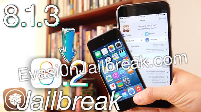 Jailbreak 8.1.3 iOS 8.2 Tutorial