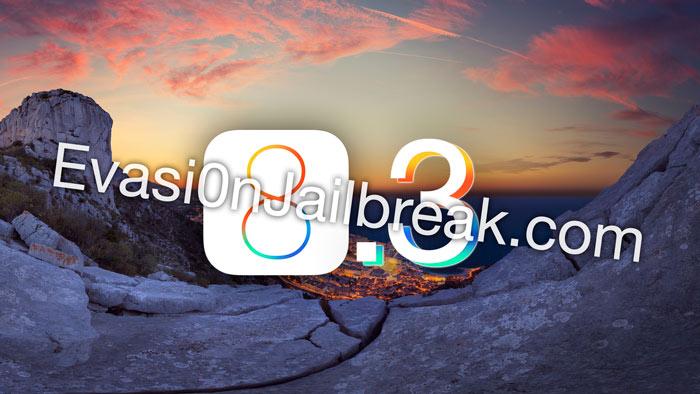 Jailbreak iOS 8.3